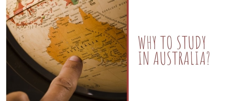 Why to Study in Australia?