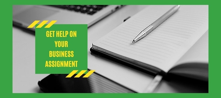 Get help on your business assignment
